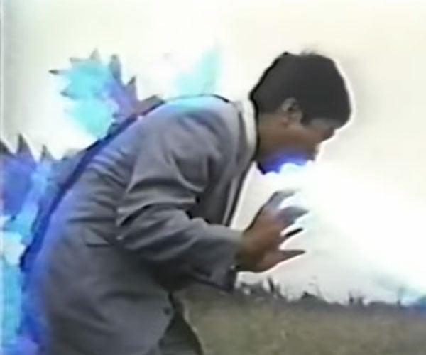 One-Man Godzilla Movie