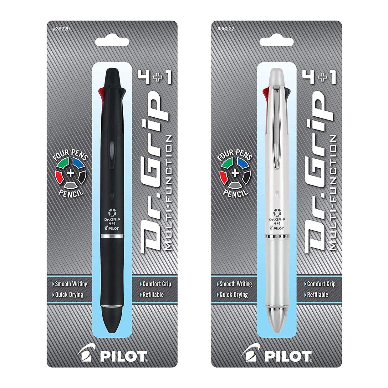Pilot Dr. Grip 4+1 Pen/Pencil