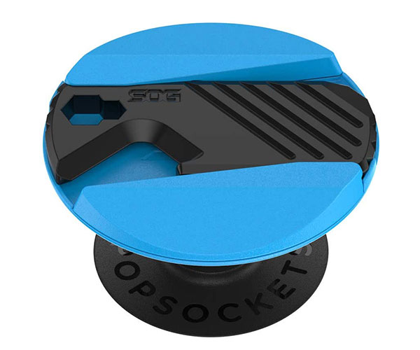 SOG x PopSockets PopGrip Multitool