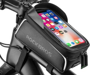 Rock Bros Bike Bag + Phone Mount