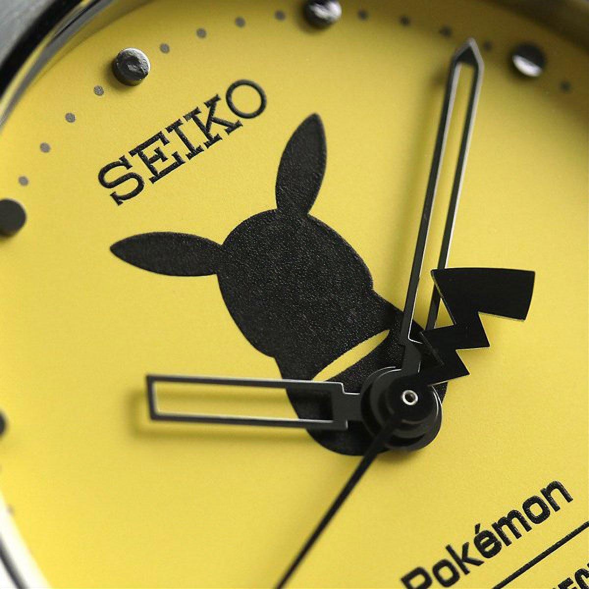 Seiko Pikachu Pokémon Watch