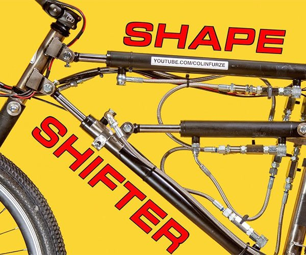 Shapeshifter Bicycle