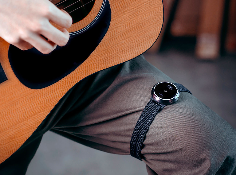Soundbrenner Musicians' Smart Watches