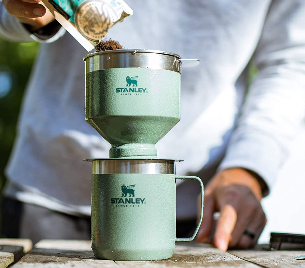Stanley The Camp Pour-over Set