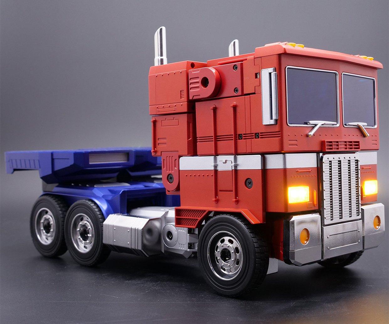 Robosen Transformers Optimus Prime Robot