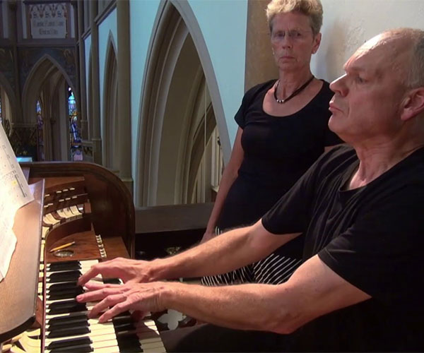 Tubular Bells on a Pipe Organ