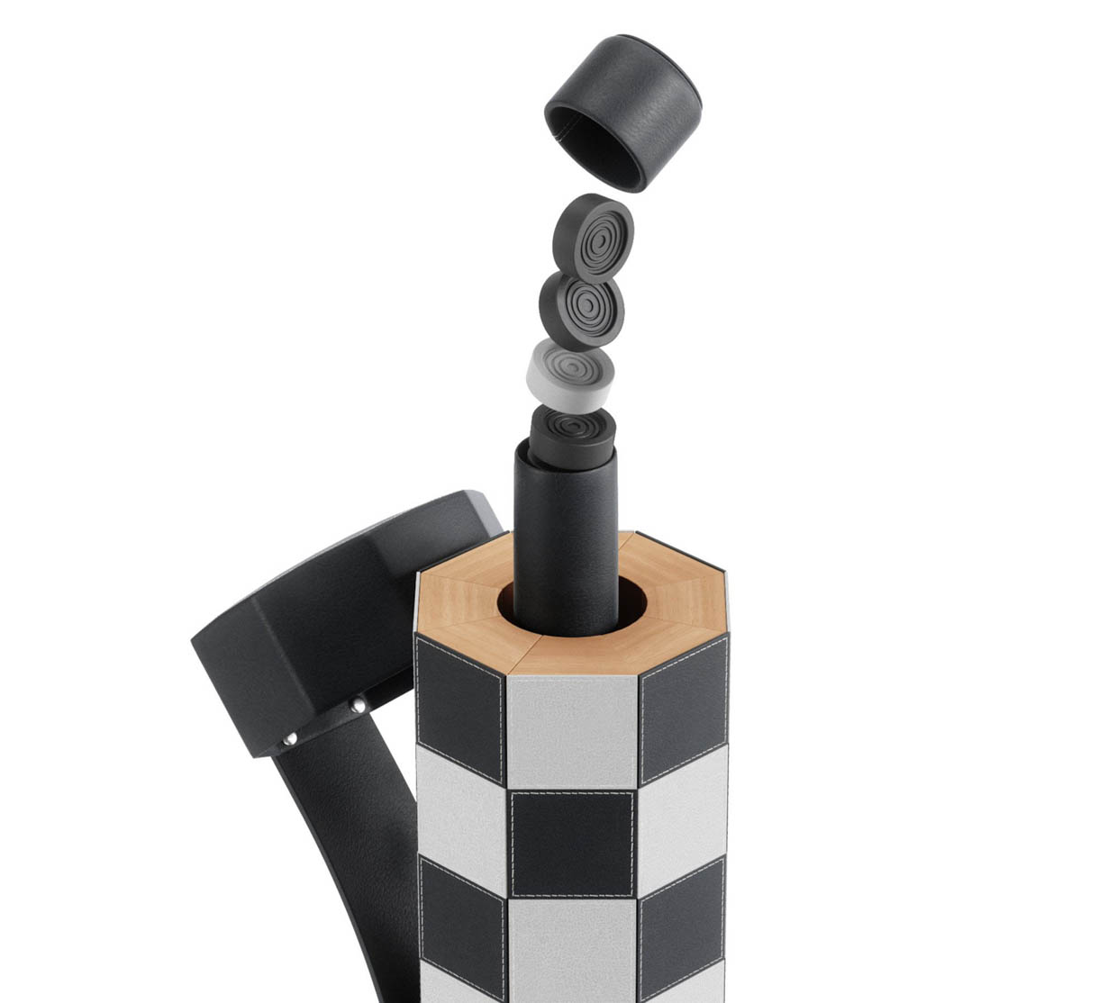 Rolz Chess/Checkers Set