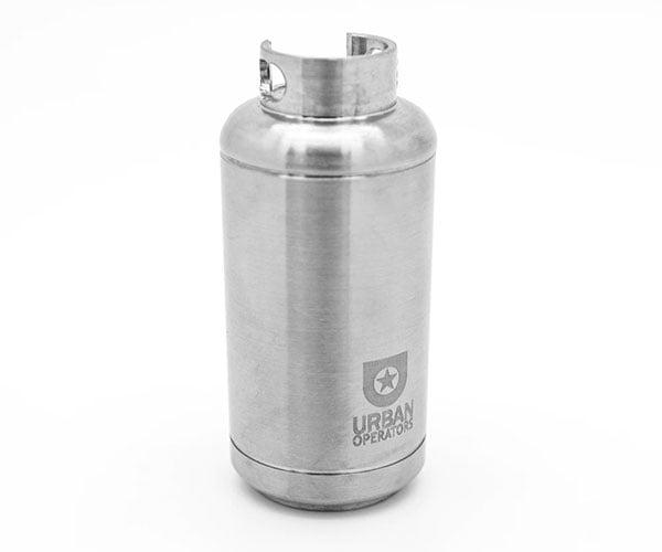 Urban Operators Titanium Cylinder Capsule