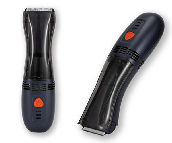 Vacuum Beard + Body Trimmer