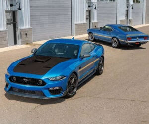 Win Two Ford Mustang Mach 1s