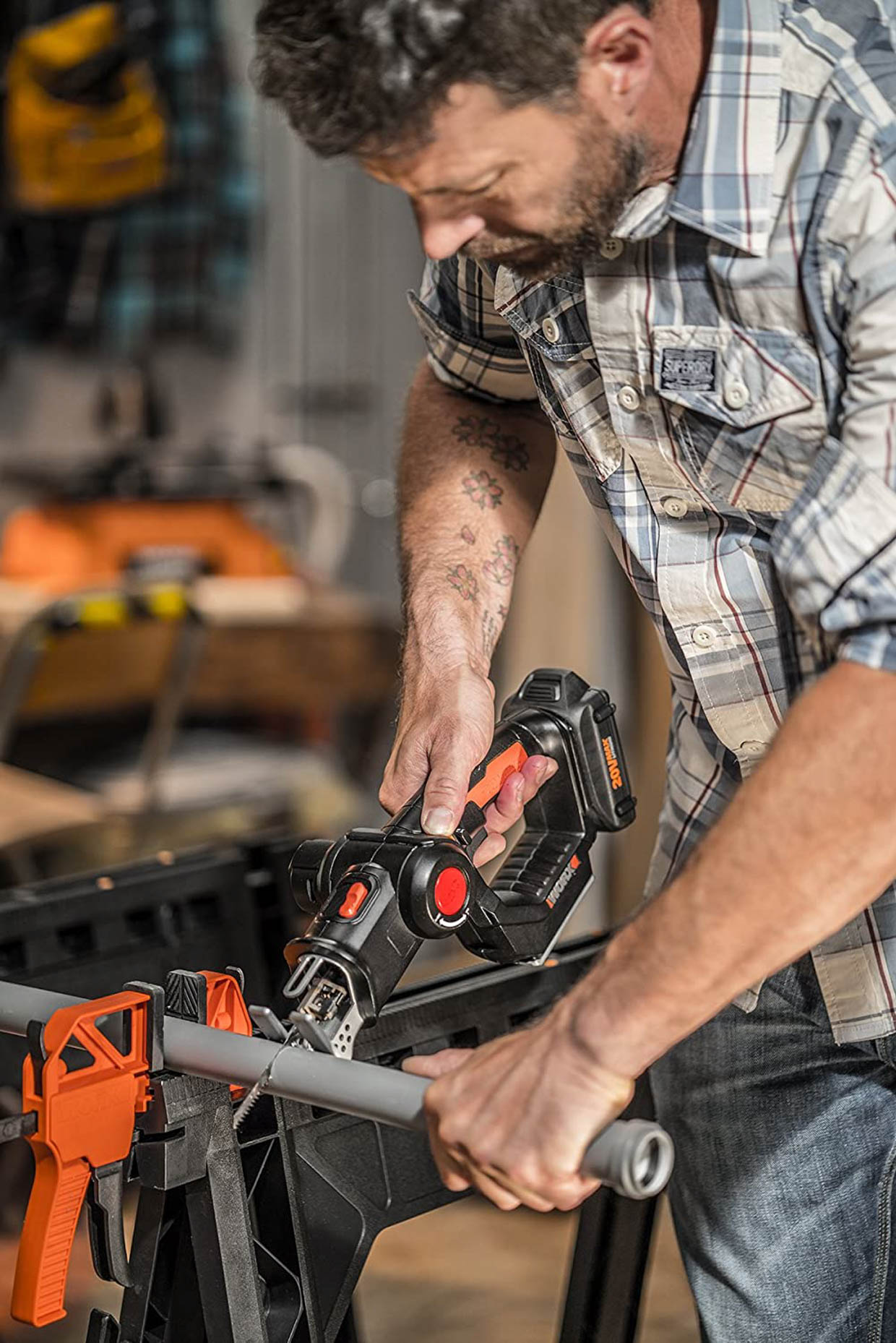 Worx Axis Convertible Saw