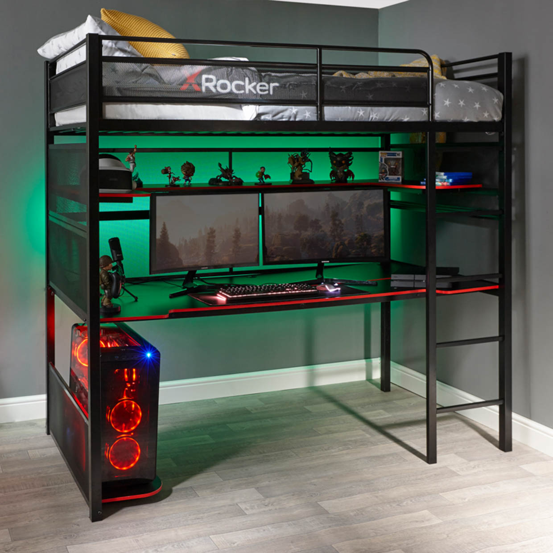 BattleBunk Gaming Bunk Bed