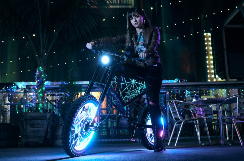 XION CyberX Custom E-Bike