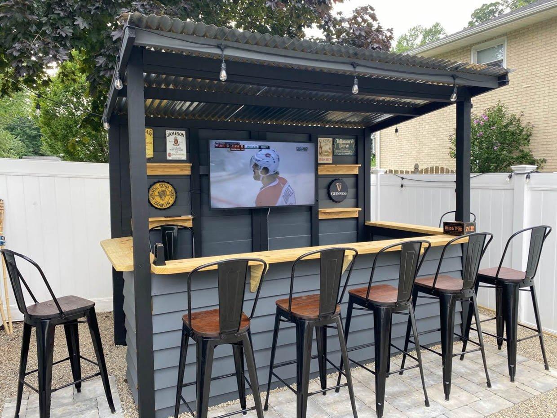 Taverns to Go Yard Bars