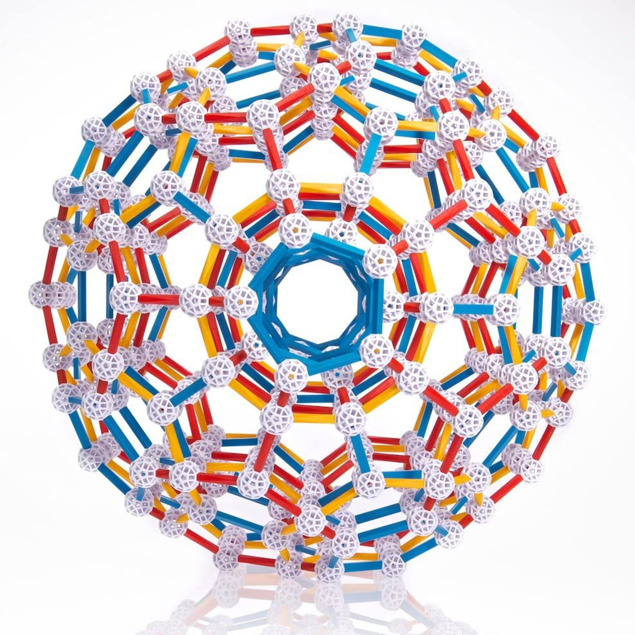 Adam Savage Builds a Hyperdodecahedron