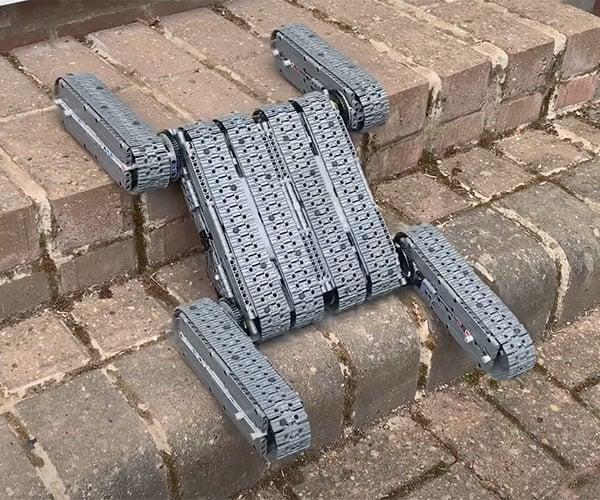 All-Track LEGO Crawler