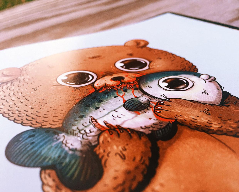 Adorable Circle of Life Book