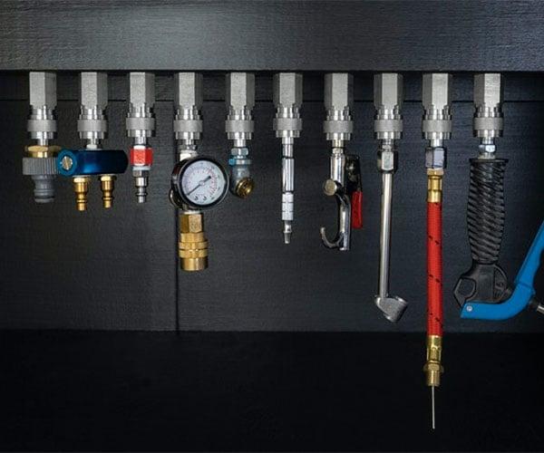 Air Wrangler Air Tool Holder