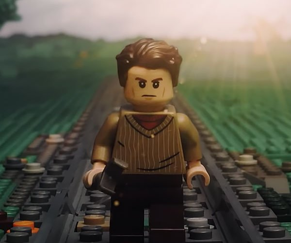 ATLAS: A LEGO Short Film