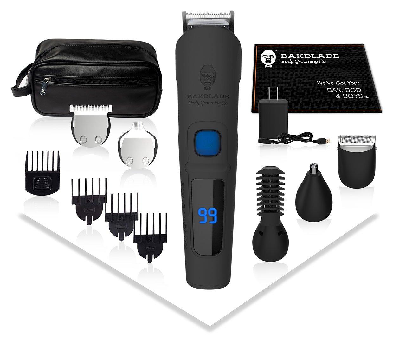 Bodbarber Body Groomer Kit