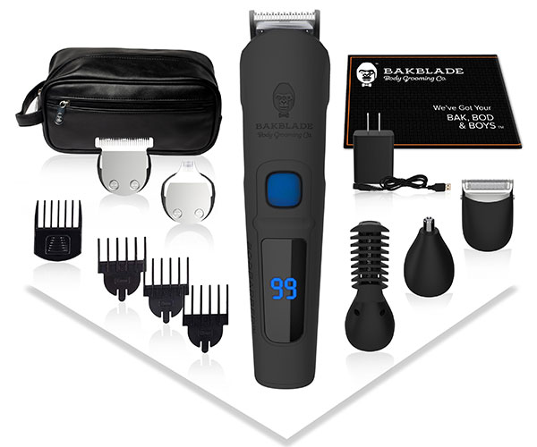 Bodbarber Body Groomer Kit