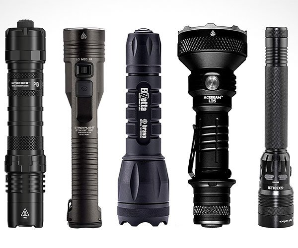 Best Tactical Flashlights 2021