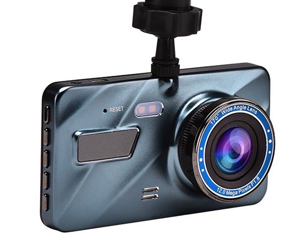BlackBOX HD Dual Lens Dashcam