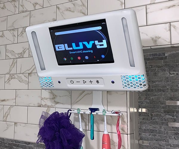 Bluvy Smart Shower Mirror