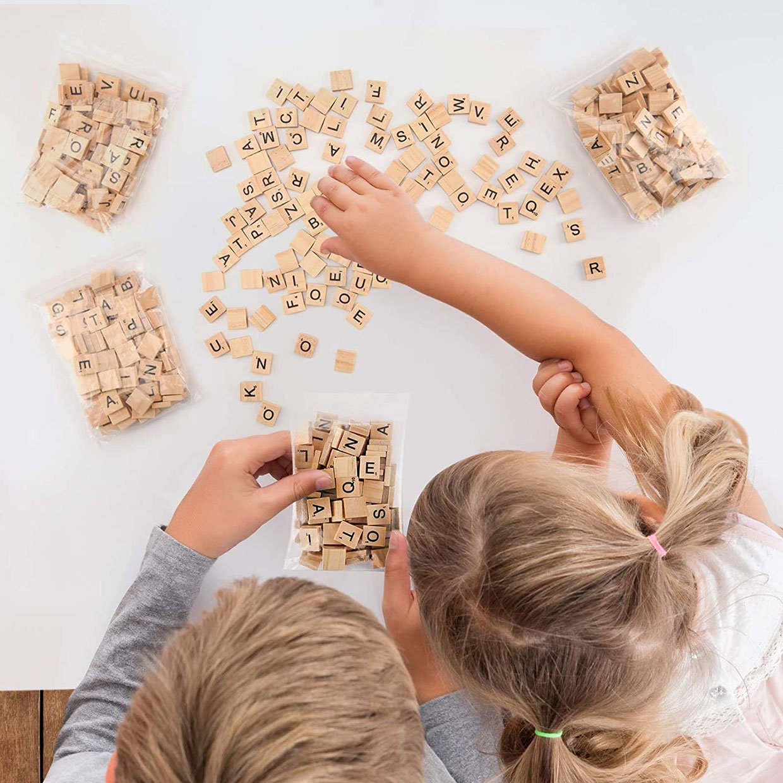 Magicfly Bulk Scrabble Tiles
