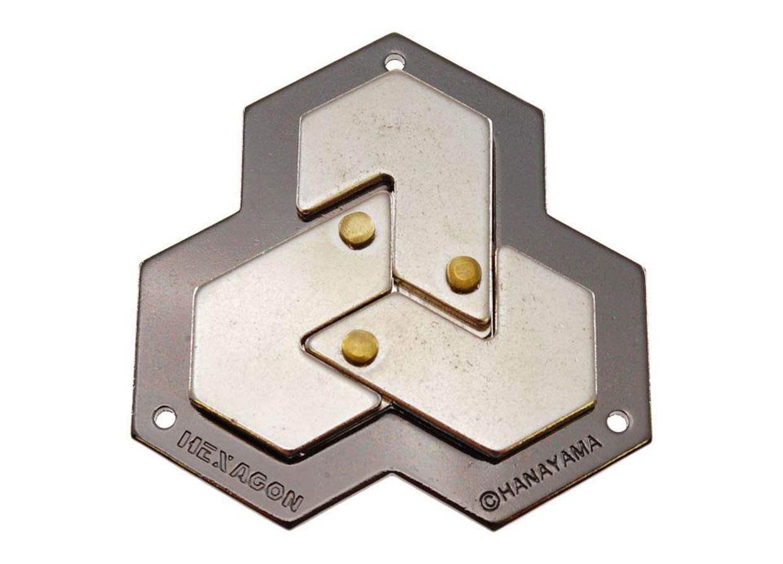 Hanayama Cast Hexagon Puzzle