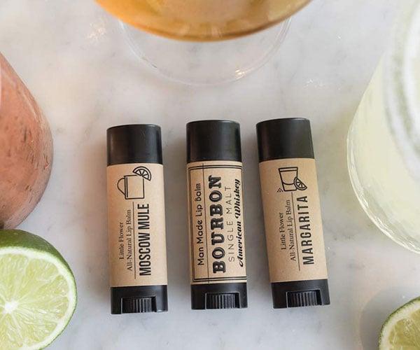 Cocktail Lip Balms