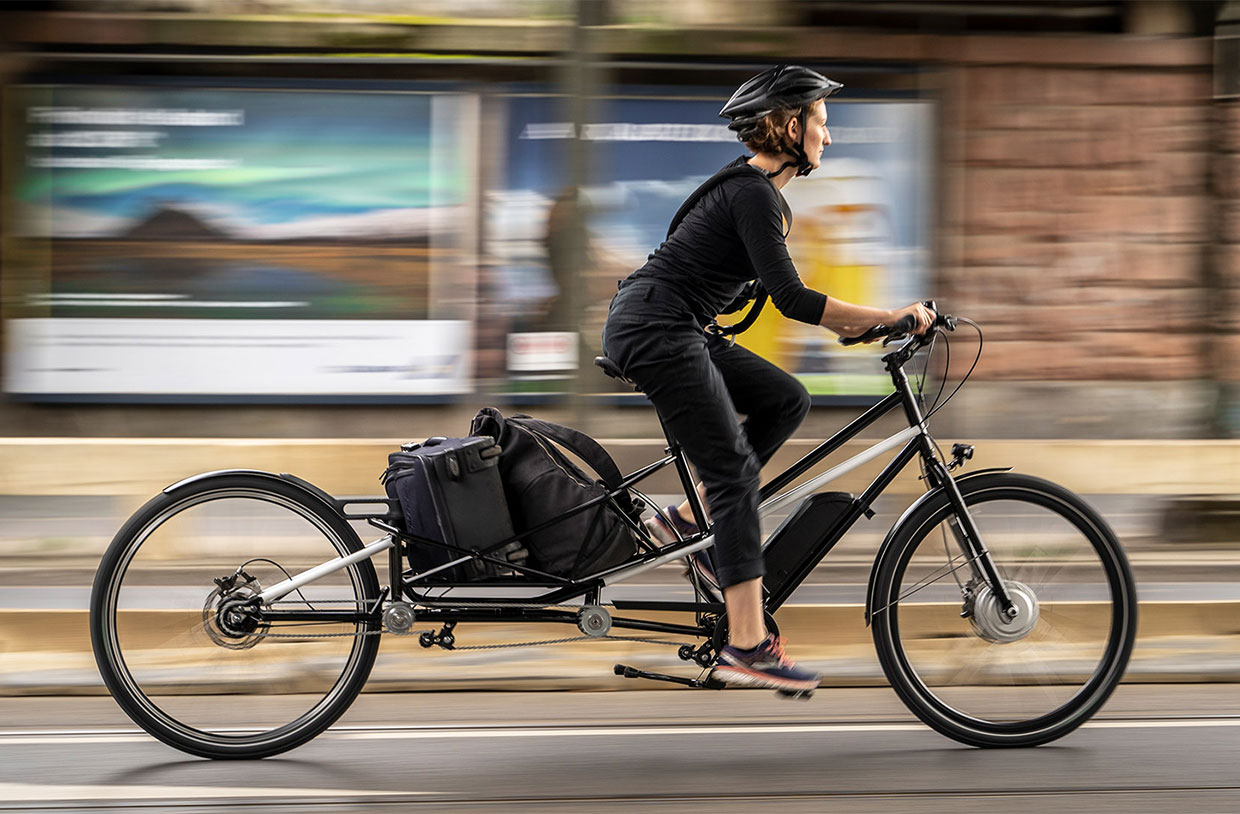 Convercycle Cargo Bicycle