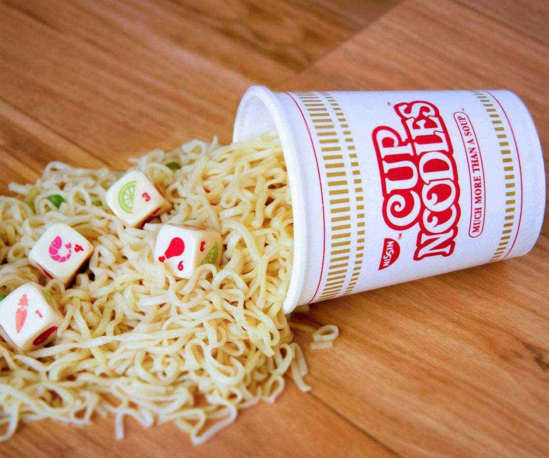 Cup Noodles Yahtzee