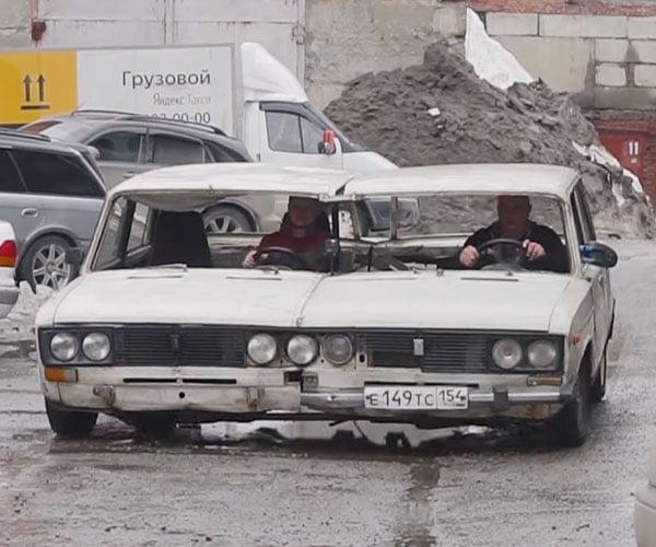 Widebody Lada Conversion