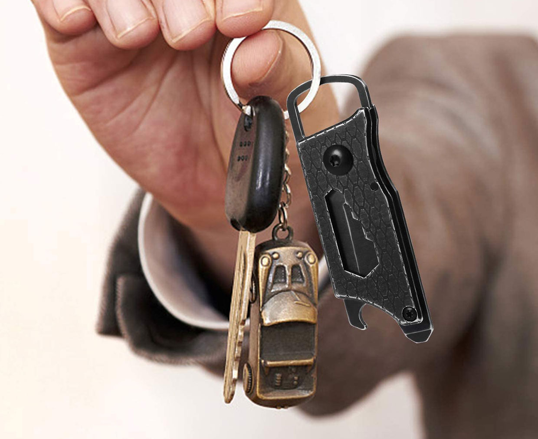 EDCFans Keychain Utility Knife