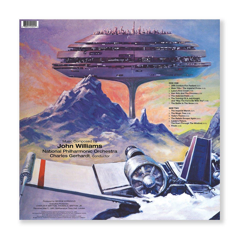 The Empire Strikes Back Symphonic Suite on Vinyl