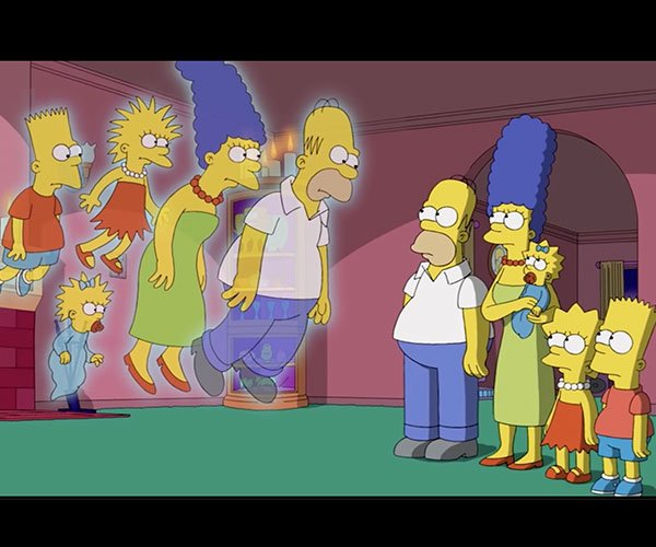 The Evolution of The Simpsons Animation