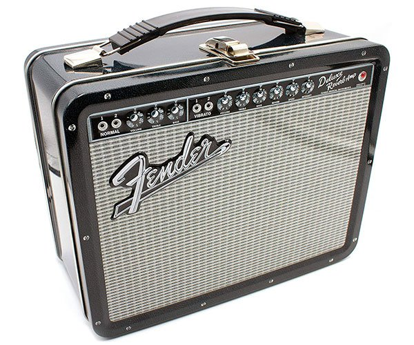 Fender Amp Lunchbox