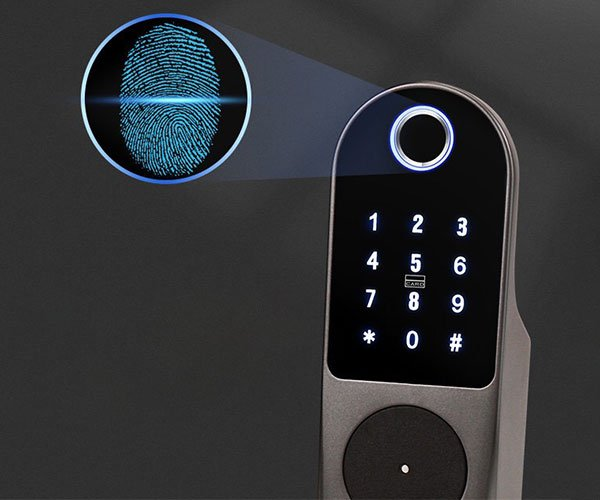 Smart Home Fingerprint Lock