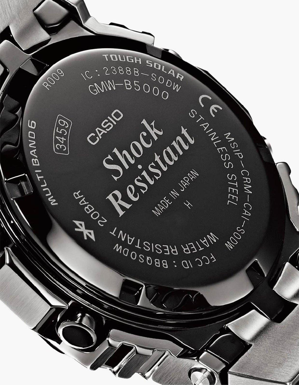 G-SHOCK GMWB500TR Titanium Watch