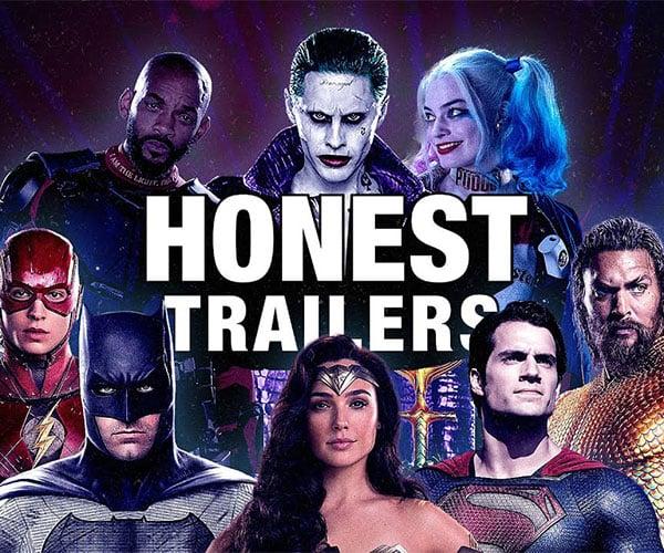 Honest DCEU Trailer