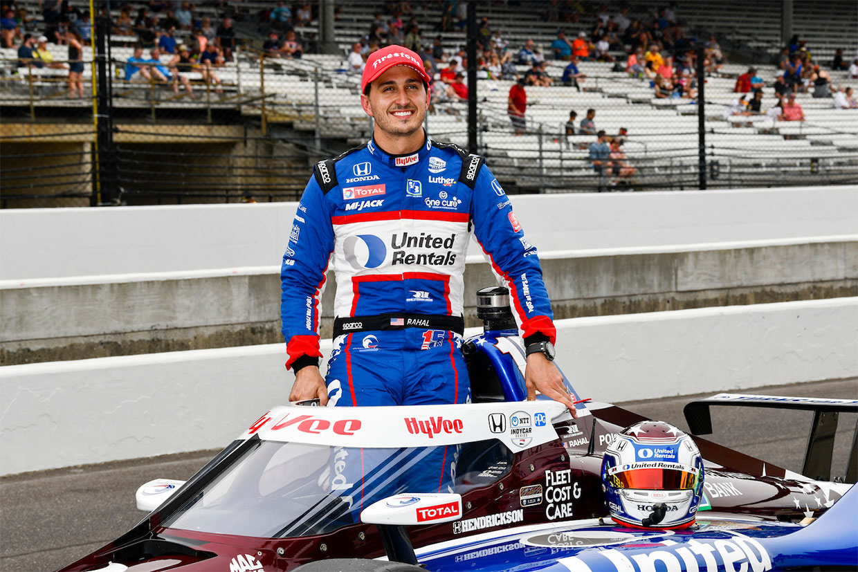 Hy-Vee Heads to the Indy 500