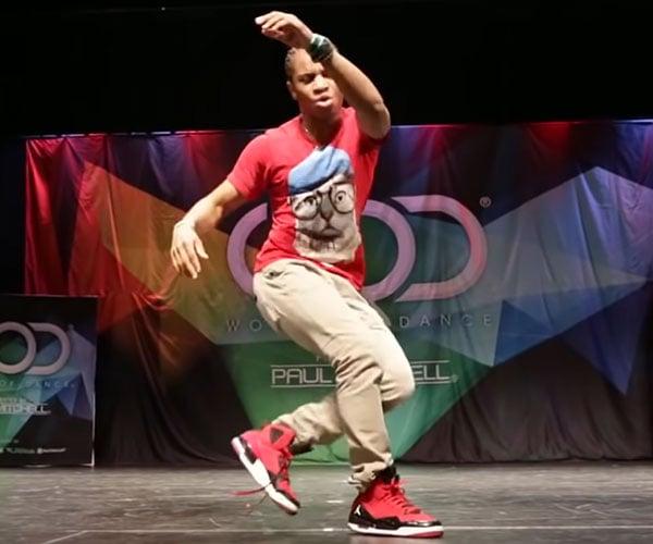 Insane Dance Moves
