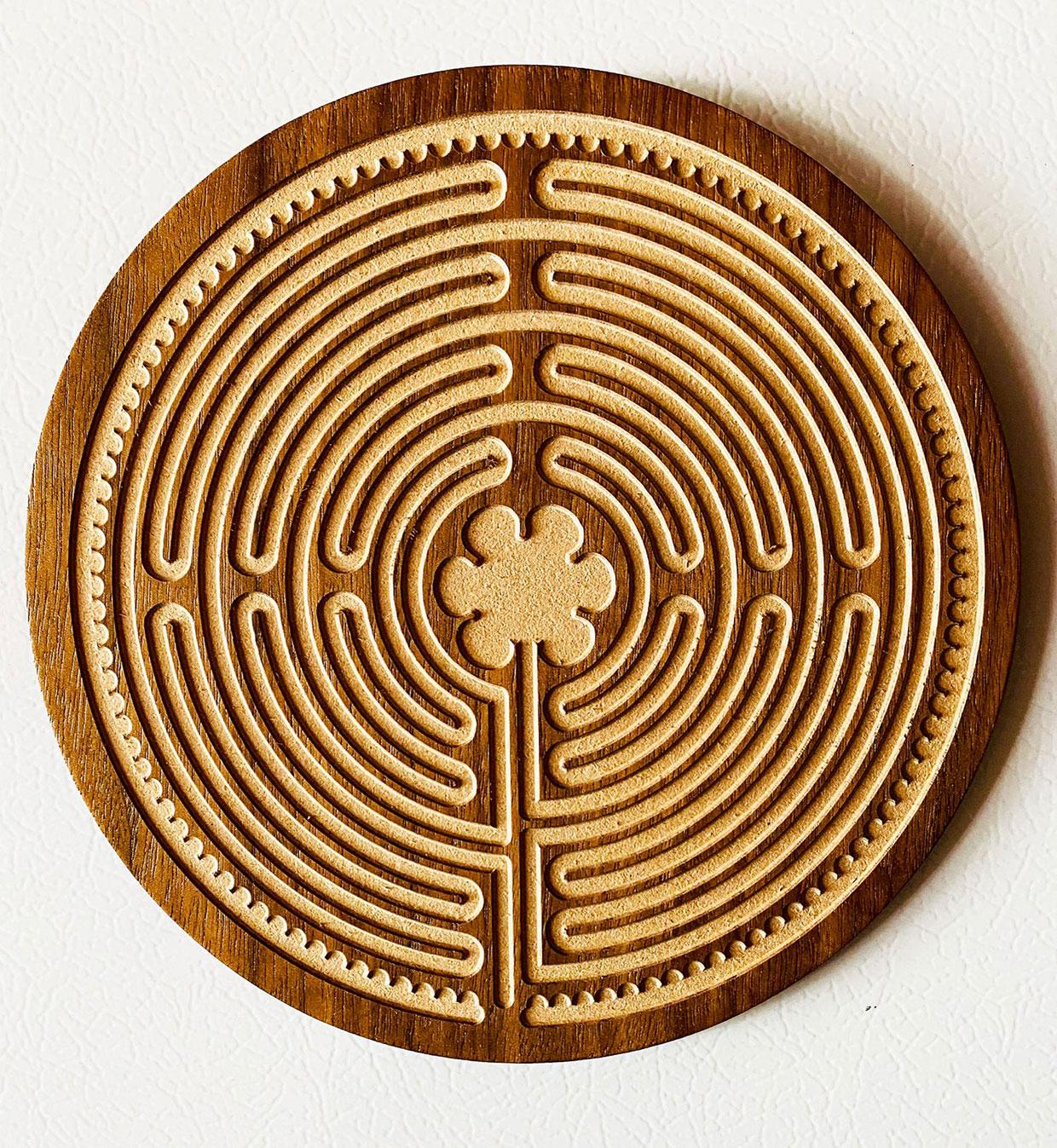 iWALK Wooden Labyrinths