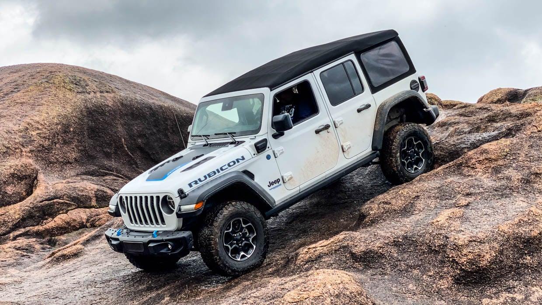 Driven: 2021 Jeep Wrangler 4xe Rubicon