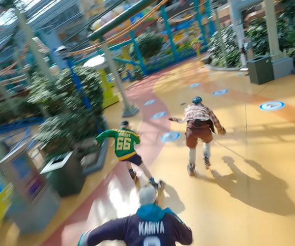 Mall of America Drone Flight
