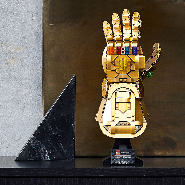 LEGO x Marvel Infinity Gauntlet