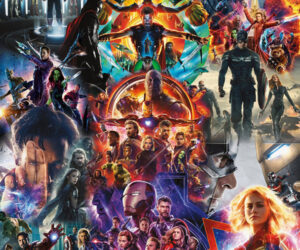 Marvel Cinematic Universe Mega Collage Puzzle
