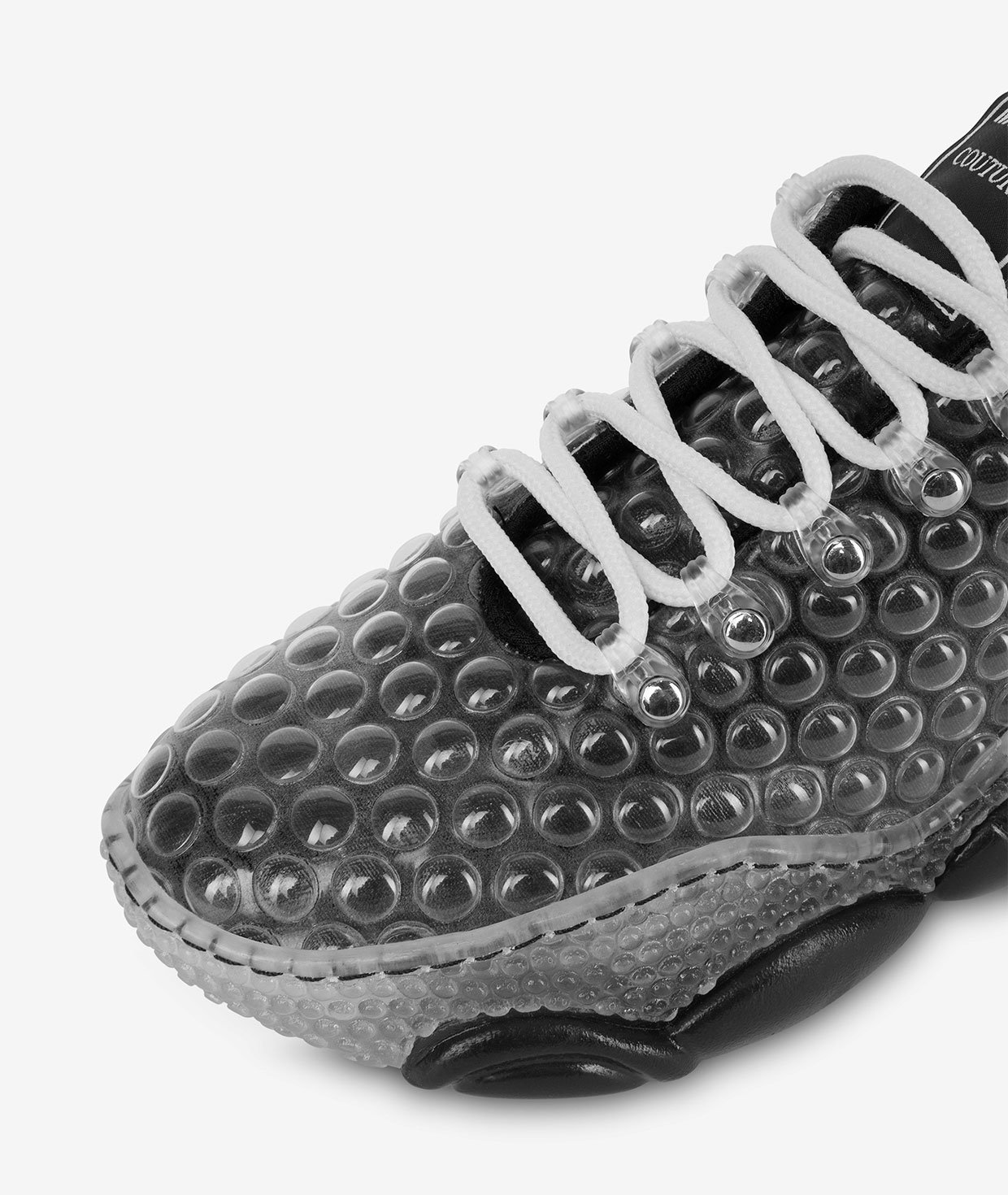 Moschino Bubble Wrap Sneakers