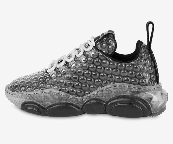 Moschino Bubble Wrap Sneakers